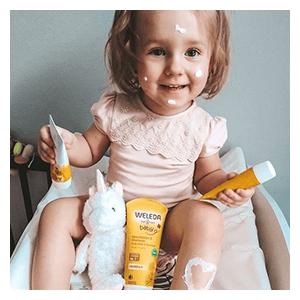Zdjecie influencerki dorcia_life z produktami Calendula Baby