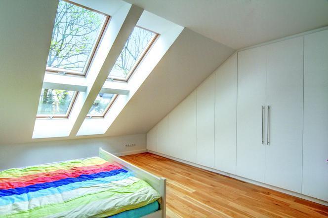 Ciepłe zespolenie okien dachowych